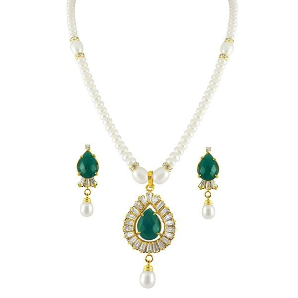 The JPearls Exclusive Pearl Pendant Set