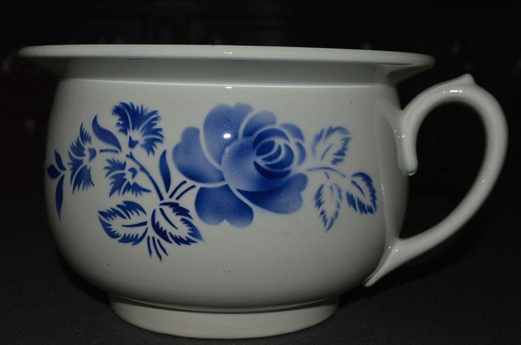 Les 37 meilleures images propos de pot sur pinterest - Pot de chambre antique ...