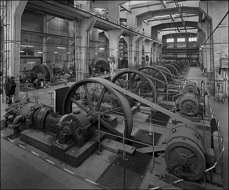 Auschwitz III Monowitz. IG Farben-Industrie. Pic from collection of Mirosław Ganobis, Auschwitz Study Group member.