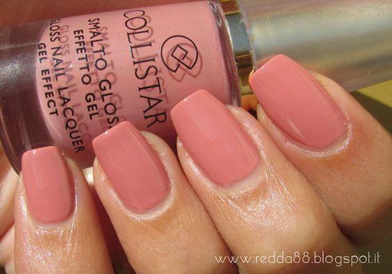 Collistar Smalto Gloss Effetto Gel 514 (Rosa elegante)