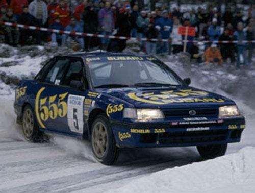 Subaru Legacy   WRC 1993