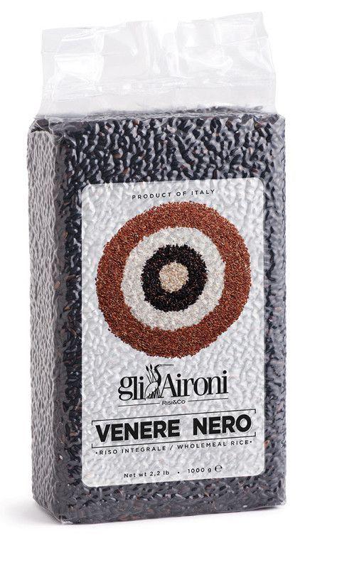 Venere Nero Italian Rice