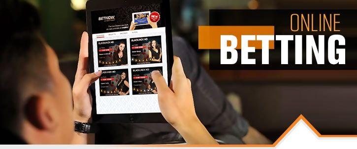 online betting advertising