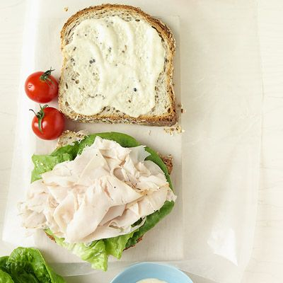 Lunch Box Sandwich - Easy Sandwich Recipes for Lunch Boxes