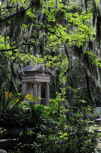 Bonaventure, Savannah, Georgia | 18 Hauntingly Beautiful Cemeteries To Visit After You Die