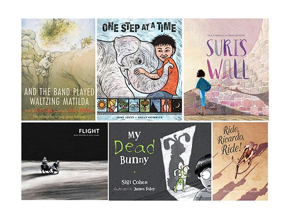 2016 Picture Book of the Year Shortlist