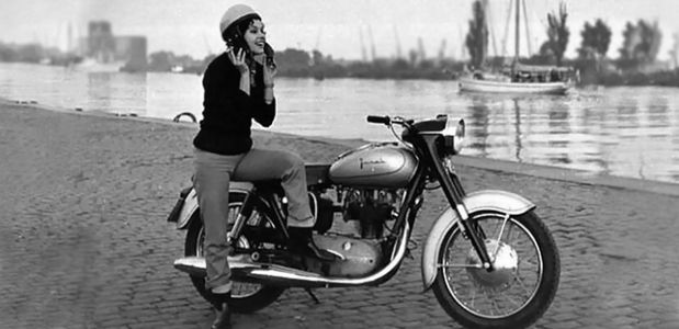 JUNAK polish motocycle