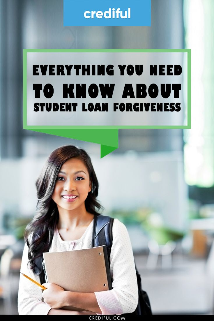 Complete List Of Student Loan Forgiveness Programs For 2020 In 2020 Student Loan Forgiveness Student Loans Student Loan Repayment