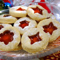 126 best thm holidays images on pinterest postres recipes and low carb linzer cookies for christmas recipe forumfinder Images