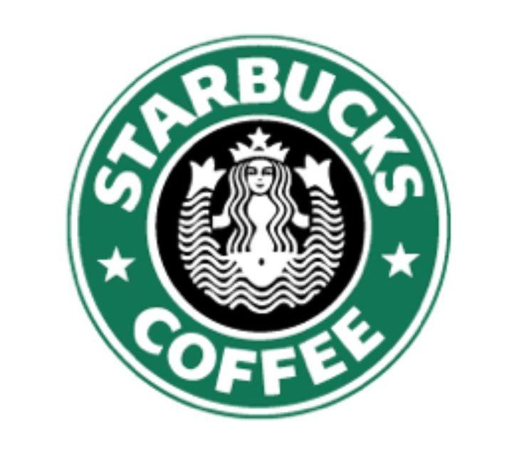 Logo History Of Starbucks Clipart Vector Labs