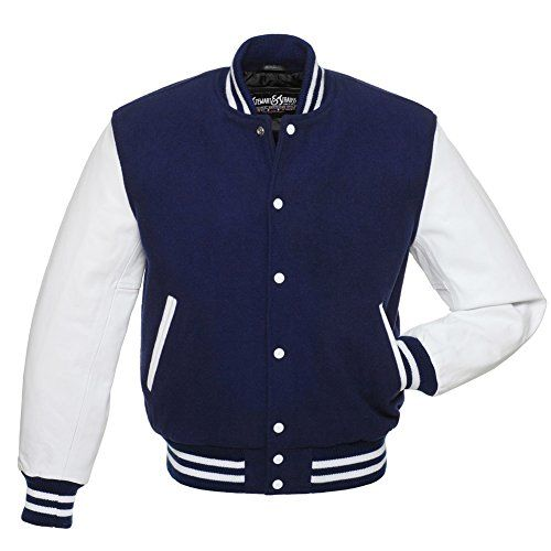http://www.allmenstyle.com/stewart-strauss-navy-blue-wool-white-leather-varsity-jacket-letterman-jacket/
