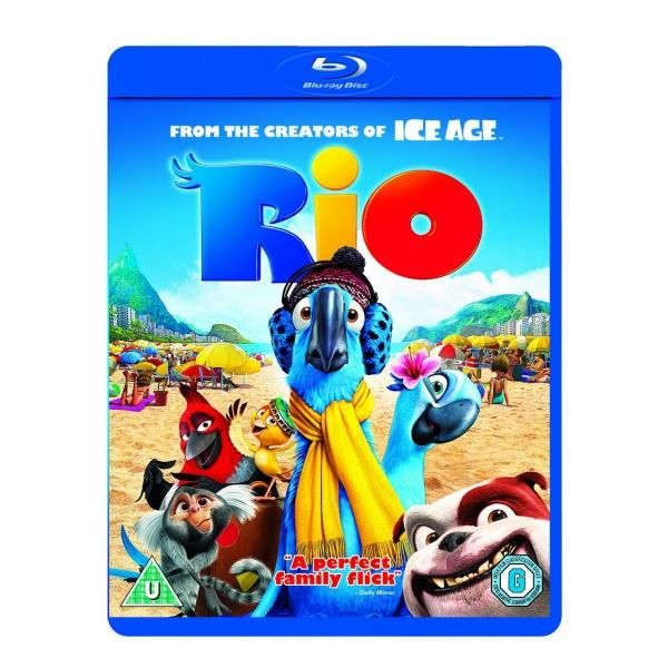 http://ift.tt/2dNUwca | Rio (blu-ray) | #Movies #film #trailers #blu-ray #dvd #tv #Comedy #Action #Adventure #Classics online movies watch movies  tv shows Science Fiction Kids & Family Mystery Thrillers #Romance film review movie reviews movies reviews