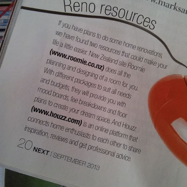 Next Magazine NZ Sept 2013