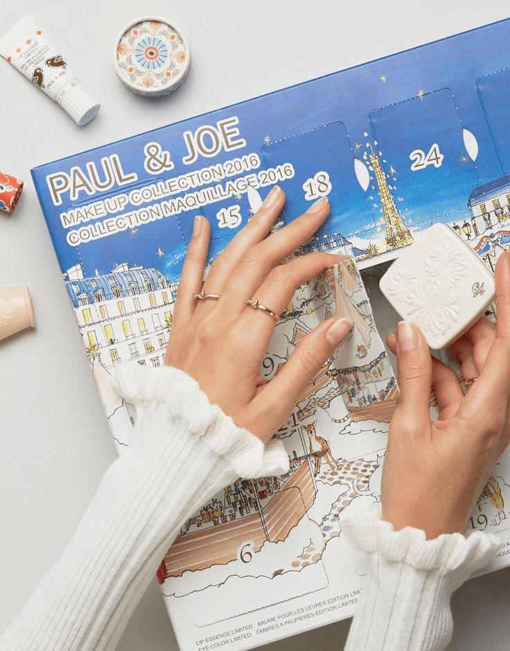 The 2016 Paul & Joe Makeup Advent Calendar is here!     - http://hellosubscription.com/2016/10/paul-joe-makeup-advent-calendar-available-now/ #2016AdventCalendars #subscriptionbox