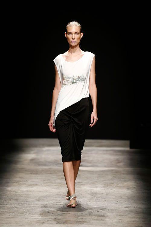 Z. by Zeynep Devooght, İlkbahar/Yaz 2015 koleksiyonunu Mercedes-Benz Fashion Week Istanbul'da sundu