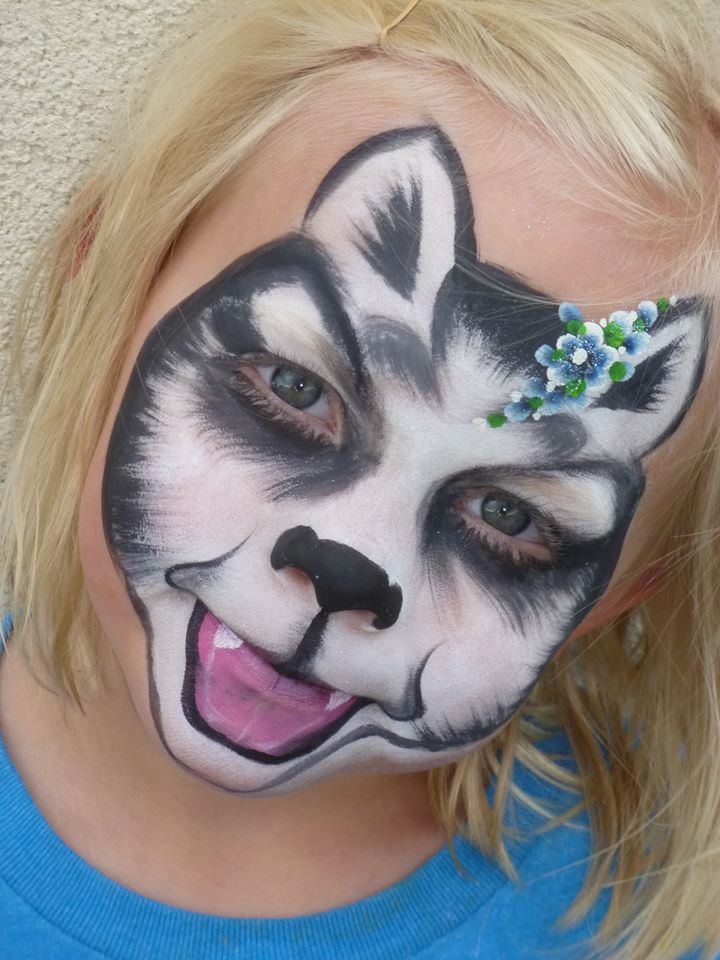 1000+ images about Face Paint Animals on Pinterest | Face ...
