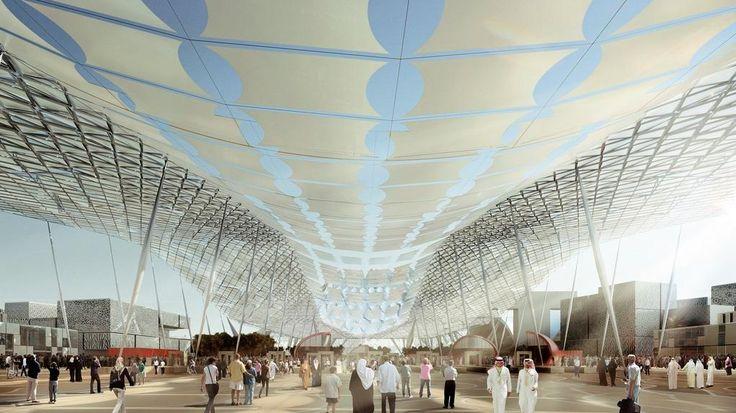 Генеральный план EXPO 2020 в Дубаи-4