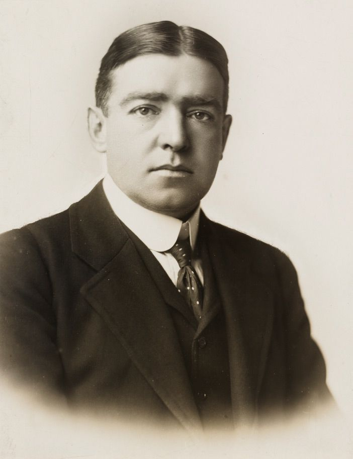 Sir Ernest Shackleton Portrait