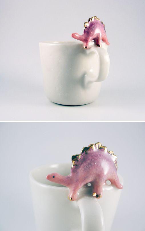 Handmade Porcelain Mugs and Cups by Julie Villeneuve on Etsy