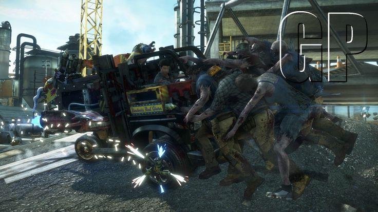 Dead Rising 3 - gamescom Screenshots !