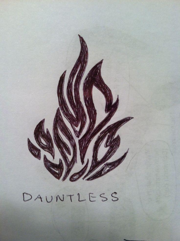 divergent dauntless symbol movies and books