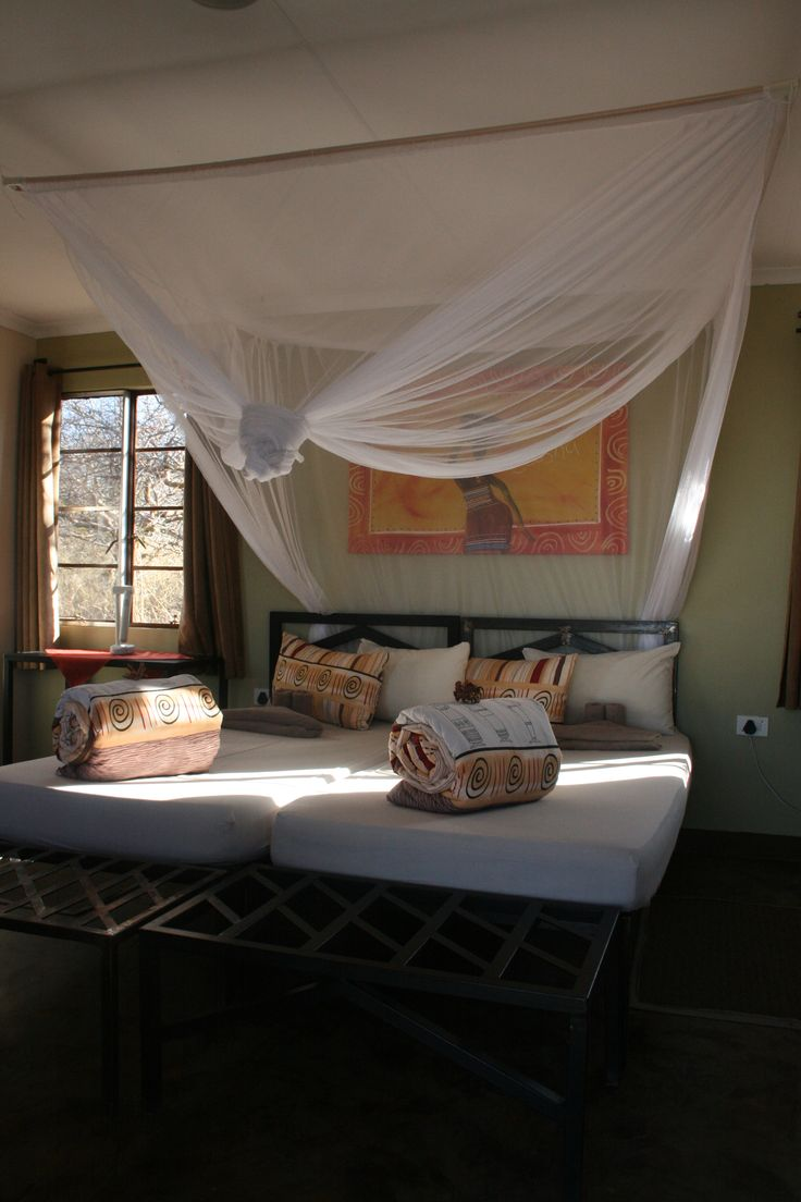 Etosha Safari Camp guest room