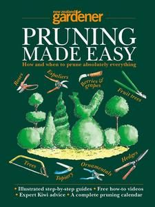 Oderings Garden Centre | Book - New Zealand Gardener; Pruning Made Easy