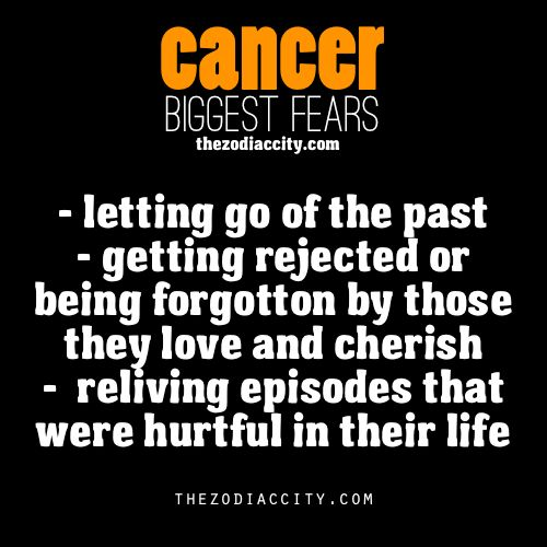 Cancer biggest fears - Repost.