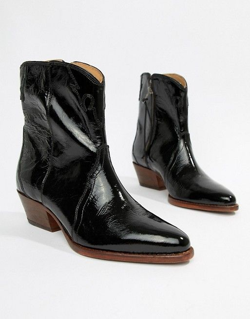 9b8a350d105 Free People New Frontier western boot in 2019 | Lovely things ...