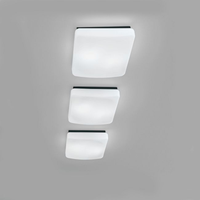 Rialto Square Wall Sconce Or Ceiling Flush By Ai Lati Lights Wall Sconces Compact Fluorescent Bulbs Lights