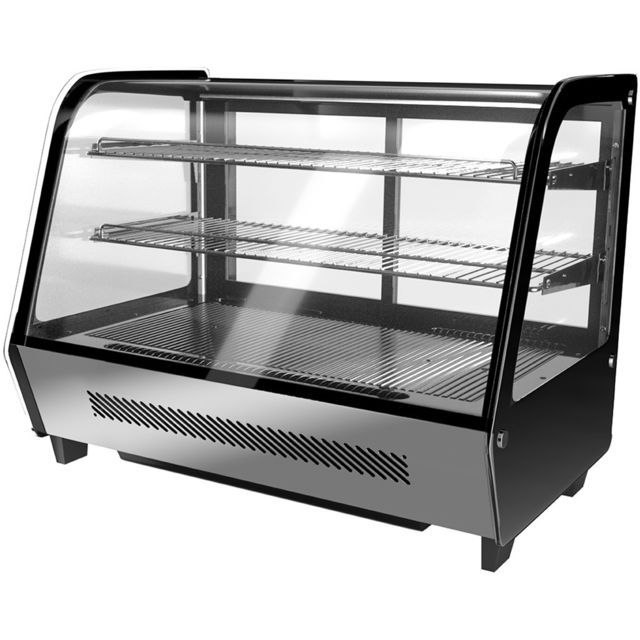 Worldchr Vitrine A Dessert 160l En 2020 Refrigerateur Table Top Frigo Encastrable Et Vitrine