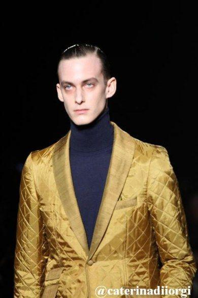 Milano Moda Uomo 2013: il bohemien inglese di Daks, le foto della sfilata