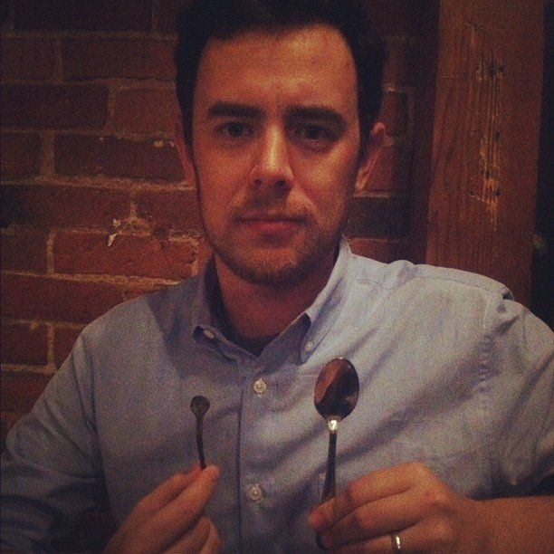 Pin for Later: All the Celebrities You Should Be Following on Instagram! Colin Hanks Follow Colin: colinhanks