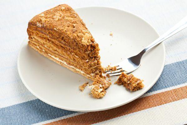Пять лучших рецептов медового пирожного