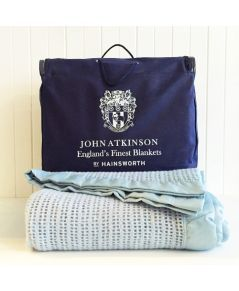 Atkincel Alaskan Blue 100% Pure New Wool