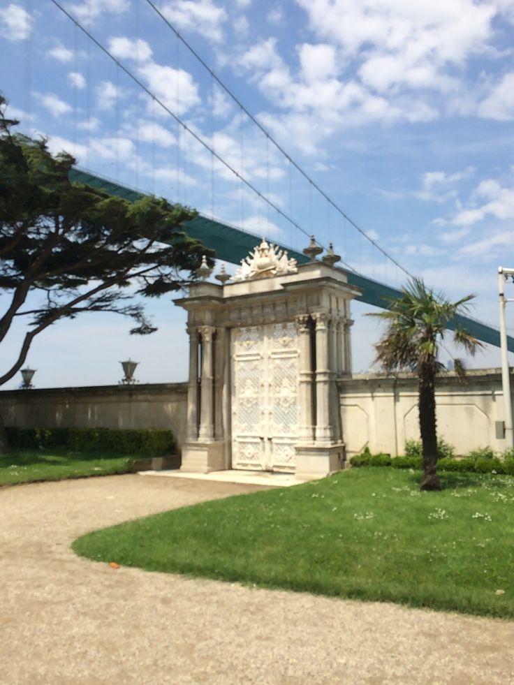 Saltanat Kapısı (Selamlık Tarafı)