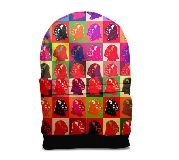 SALE Darth Vader  Star Wars backpack bag от ImWithYouFriend