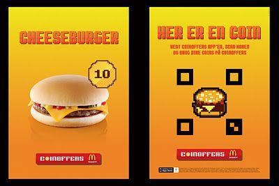 McDonald's Coinoffer