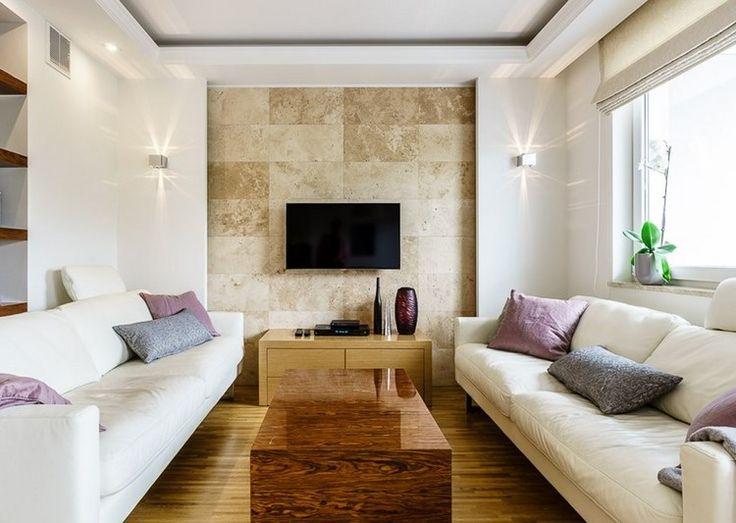 25+ parasta ideaa Pinterestissä Wandgestaltung wohnzimmer - wohnzimmer vorwand mit deko nische