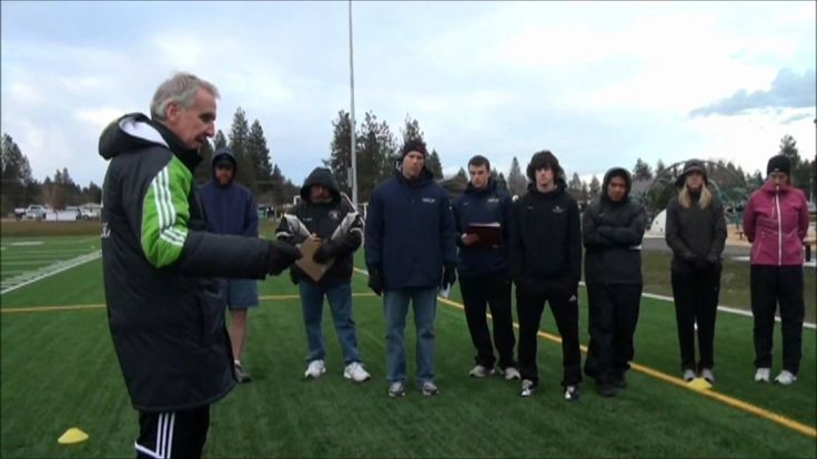 Dick Bate Coaching Session - Spokane, WA 2011