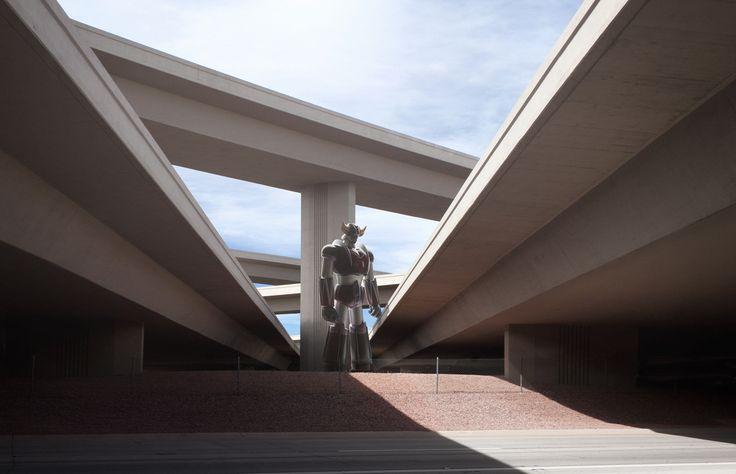 Marc Ninghetto - La patrouille des aigles - Galerie Sakura