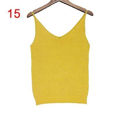 Item Type: Tops Gender: Women Pattern Type: Solid Brand Name: IVISKIN Material: …