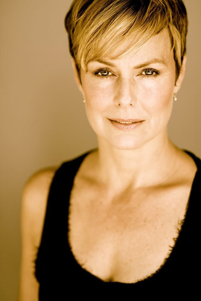 Melora Hardin - Wowww and just yesss!