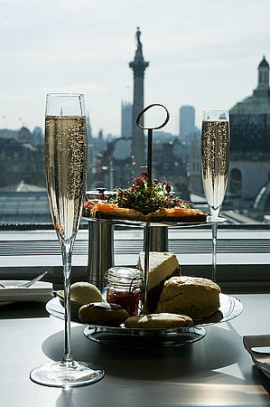 Afternoon Tea at Portrait Gallery Restaurant, London. £19.95 - AfternoonTea.co.uk