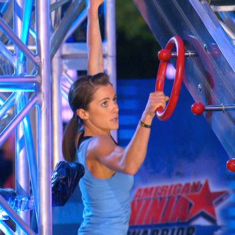 American Ninja Warrior Workout