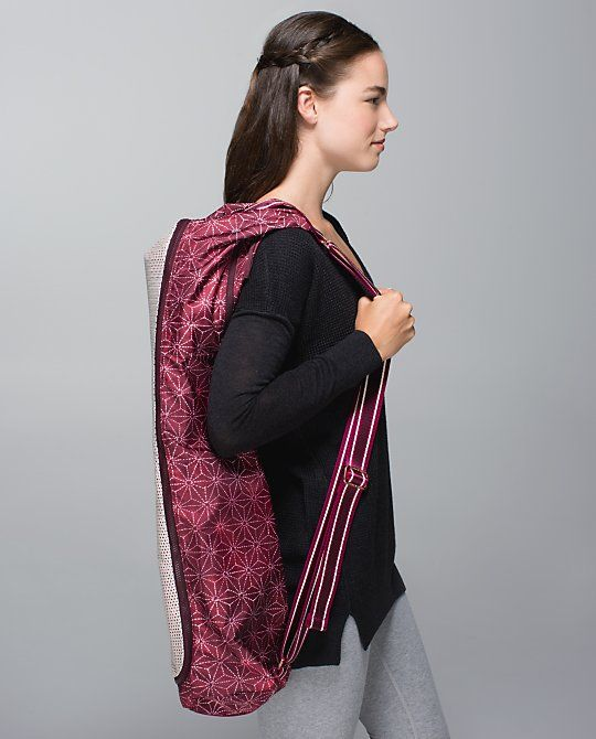 Drishti Yoga Tote - Easiest Way to Upgrade Your Workout Look.