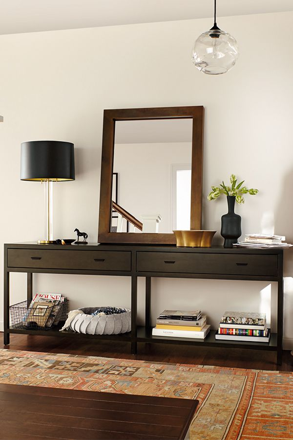 No Fail Objects For Styling A Console Table Centsational Style Home Decor Home Interior