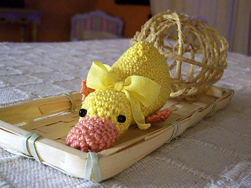 Amigurumi Duck Free Crochet Pattern : Best crochet ducks images ducks crochet