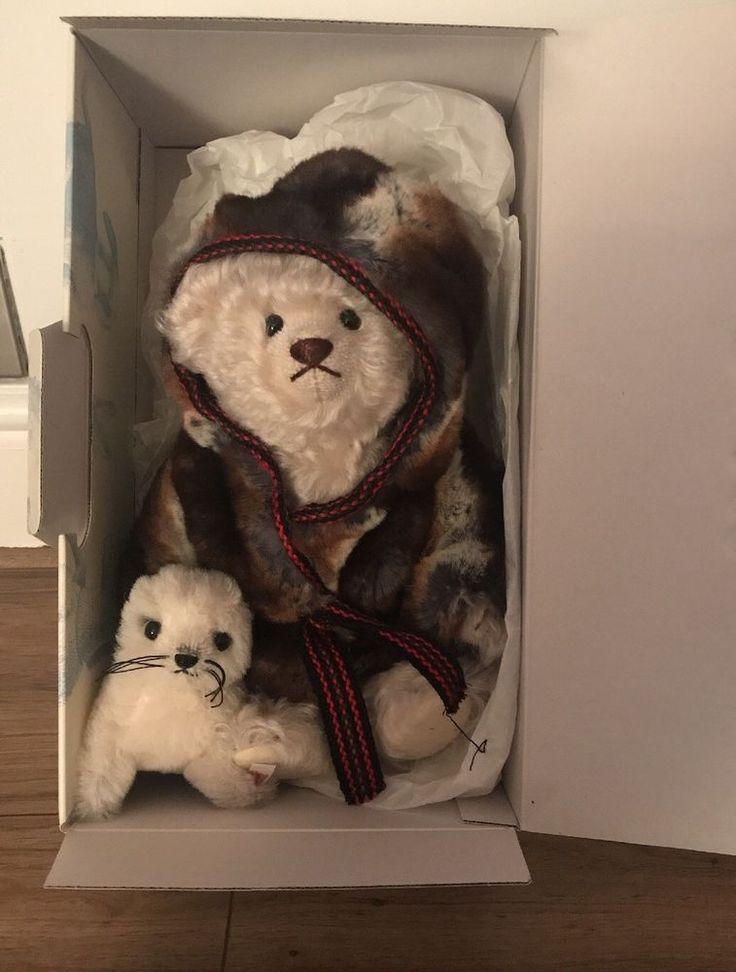 Steiff Teddy Bear Limited Edition #Steiff