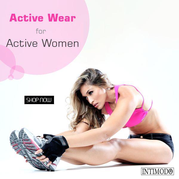 Active wear for active women    #buysportbraonline #buywomensportsbra #buyonlinebras